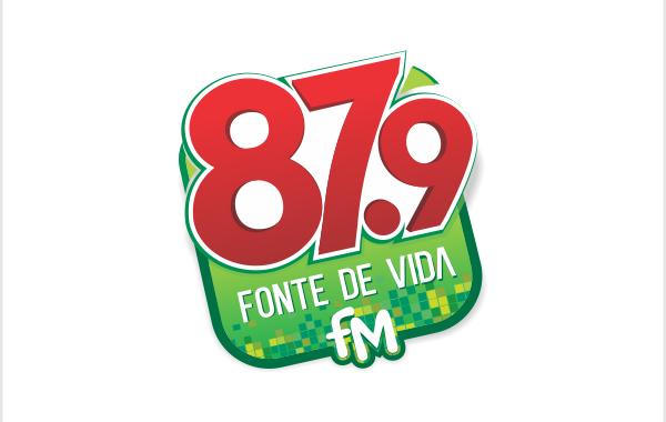 Logo 87.9 FM